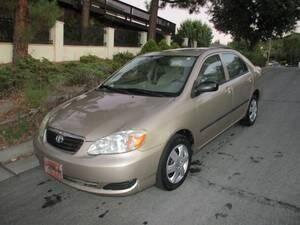 2006 Toyota Corolla for sale at Inspec Auto in San Jose CA