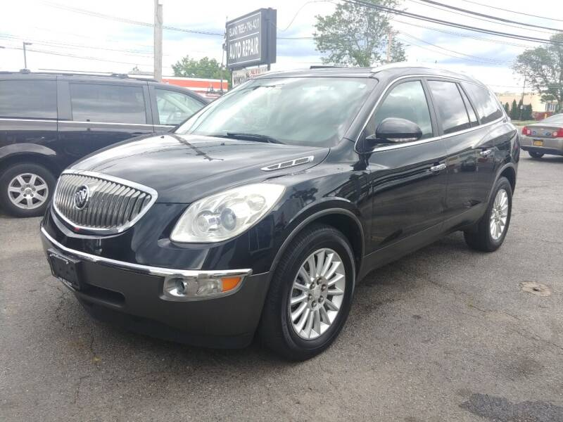 2012 Buick Enclave for sale at Viking Auto Group in Bethpage NY