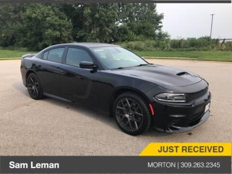 2017 Dodge Charger for sale at Sam Leman CDJRF Morton in Morton IL