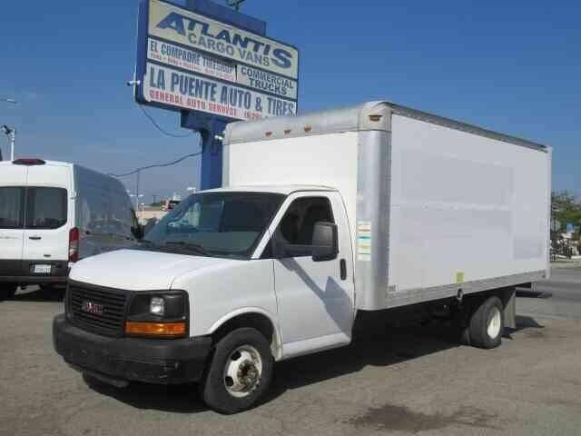2012 GMC Savana Cutaway for sale at Atlantis Auto Sales in La Puente CA