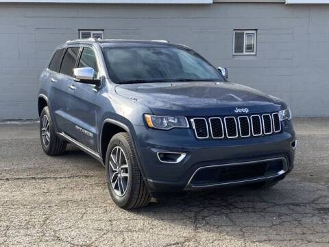 2020 Jeep Grand Cherokee for sale at K&M Wayland Chrysler  Dodge Jeep Ram in Wayland MI