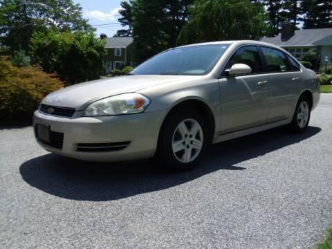 2010 Chevrolet Impala for sale at CullcoCars.com in Cranston RI