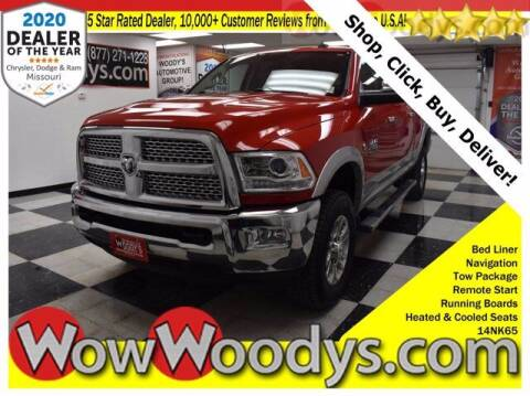 2014 RAM Ram Pickup 2500 for sale at WOODY'S AUTOMOTIVE GROUP in Chillicothe MO