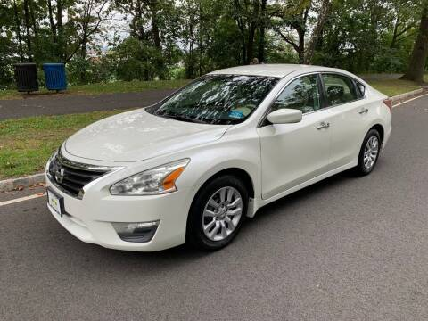 2013 Nissan Altima for sale at Crazy Cars Auto Sale in Jersey City NJ