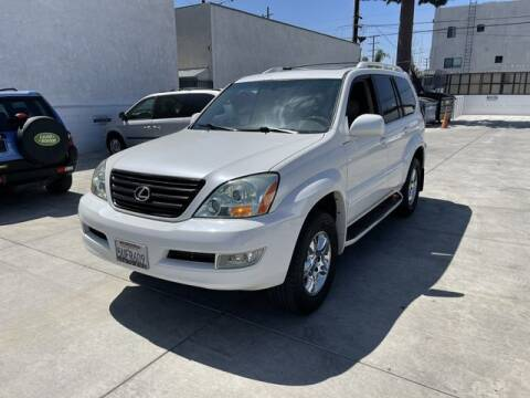 2006 Lexus GX 470 for sale at Hunter's Auto Inc in North Hollywood CA