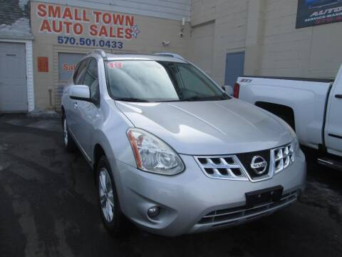2013 Nissan Rogue for sale at Small Town Auto Sales in Hazleton PA