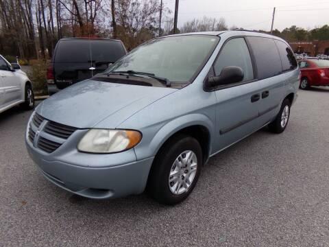 2006 Dodge Grand Caravan for sale at Creech Auto Sales in Garner NC