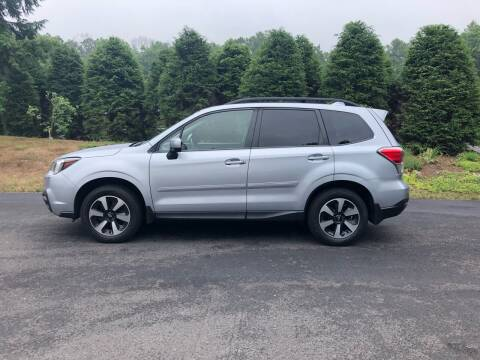 2017 Subaru Forester for sale at DON'S AUTO SALES & SERVICE in Belchertown MA