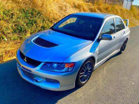 2006 Mitsubishi Lancer Evolution for sale at Elite Car Center in Spring Valley CA