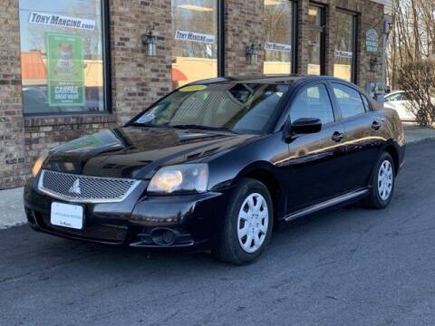2010 Mitsubishi Galant for sale at The King of Credit in Clifton Park NY