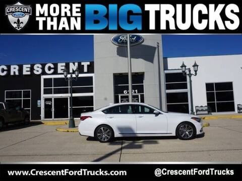 2018 Genesis G80 for sale at Crescent Ford in Harahan LA