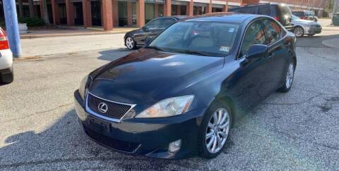 2006 Lexus IS 250 for sale at Car World Inc in Arlington VA