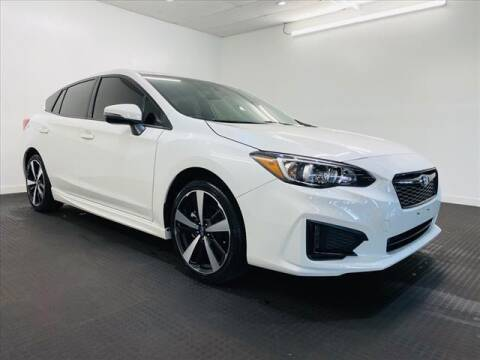 2019 Subaru Impreza for sale at Champagne Motor Car Company in Willimantic CT