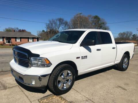 2014 RAM Ram Pickup 1500 for sale at E Motors LLC in Anderson SC