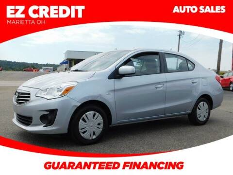 2017 Mitsubishi Mirage G4 for sale at Pioneer Family preowned autos in Williamstown WV