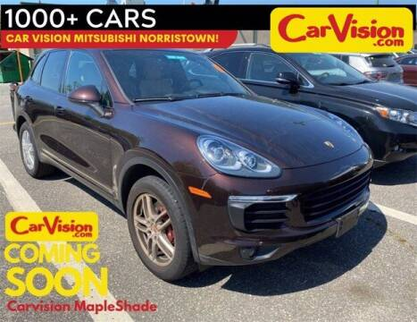 2016 Porsche Cayenne for sale at Car Vision Buying Center in Norristown PA