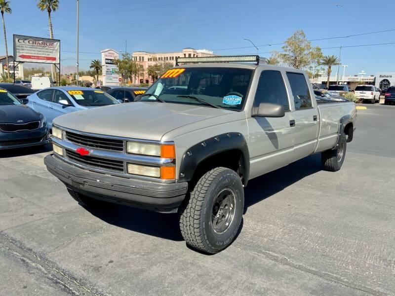 Used Chevrolet C K 3500 Series For Sale In Las Vegas Nv Carsforsale Com