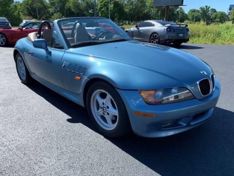 1998 BMW Z3 for sale at Hillside Motors in Jamestown KY