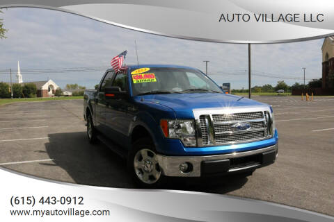 2014 Ford F-150 for sale at AUTO VILLAGE LLC in Lebanon TN