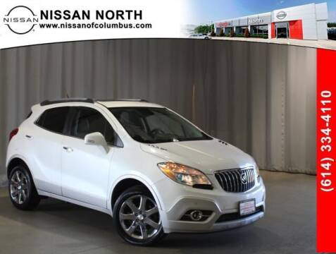 2014 Buick Encore for sale at Auto Center of Columbus in Columbus OH
