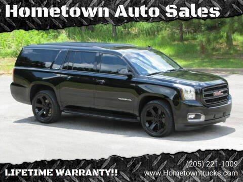 2020 GMC Yukon XL for sale at Hometown Auto Sales - SUVS in Jasper AL