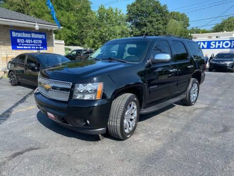 2014 Chevrolet Tahoe for sale at Brucken Motors in Evansville IN