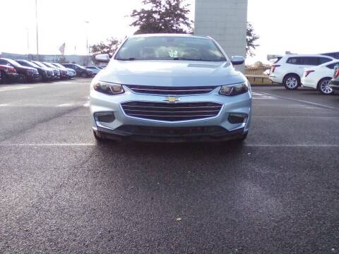 2017 Chevrolet Malibu for sale at JOE BULLARD USED CARS in Mobile AL