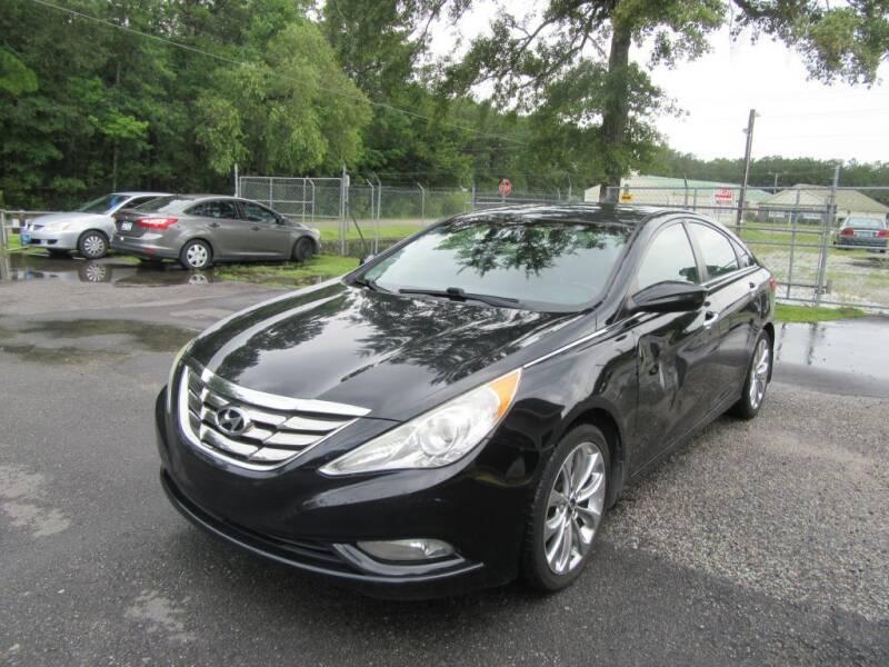 2013 Hyundai Sonata for sale at Bullet Motors Charleston Area in Summerville SC