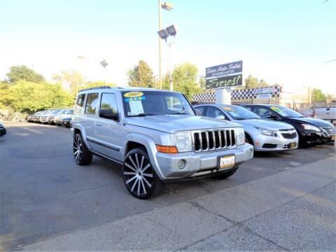 2007 Jeep Commander for sale at Save Auto Sales in Sacramento CA