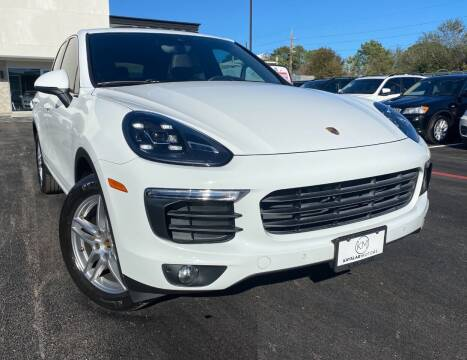 2016 Porsche Cayenne for sale at KAYALAR MOTORS in Houston TX