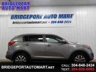 2015 Kia Sportage for sale at Bridgeport Auto Mart in Bridgeport WV