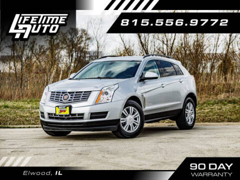 2013 Cadillac SRX for sale at Lifetime Auto in Elwood IL