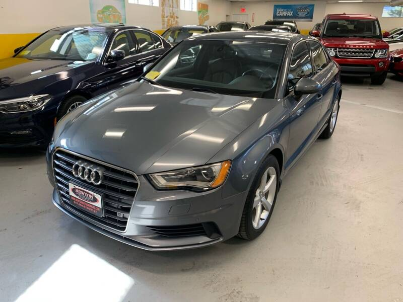2016 Audi A3 for sale at Newton Automotive and Sales in Newton MA