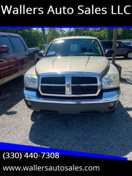 2005 Dodge Dakota for sale at Wallers Auto Sales LLC in Dover OH