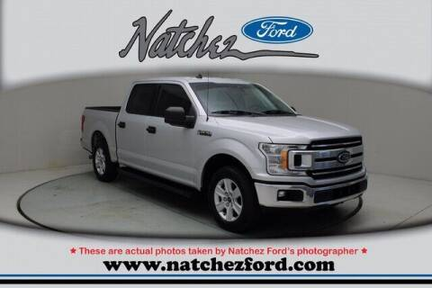 2019 Ford F-150 for sale at Auto Group South - Natchez Ford Lincoln in Natchez MS