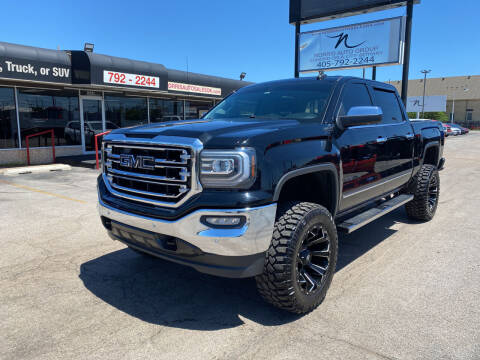 2016 GMC Sierra 1500 for sale at NORRIS AUTO SALES in Oklahoma City OK