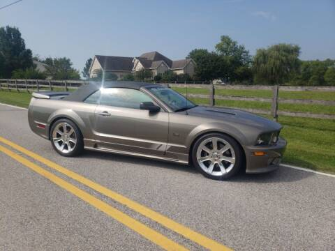 2005 Ford Mustang for sale at Kent Auto Group in Woodsboro MD