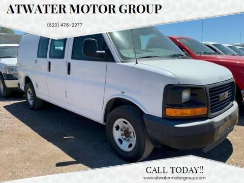 2012 Chevrolet Express Cargo for sale at Atwater Motor Group in Phoenix AZ