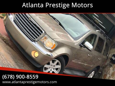 2007 Chrysler Aspen for sale at Atlanta Prestige Motors in Decatur GA