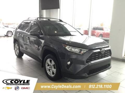 2019 Toyota RAV4 for sale at COYLE GM - COYLE NISSAN - Coyle Nissan in Clarksville IN