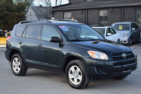 2012 Toyota RAV4 for sale at GREENPORT AUTO in Hudson NY
