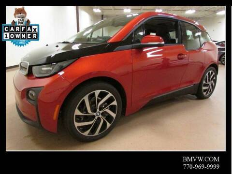 2014 BMW i3 for sale at BMVW Auto Sales - Electric Vehicles in Union City GA