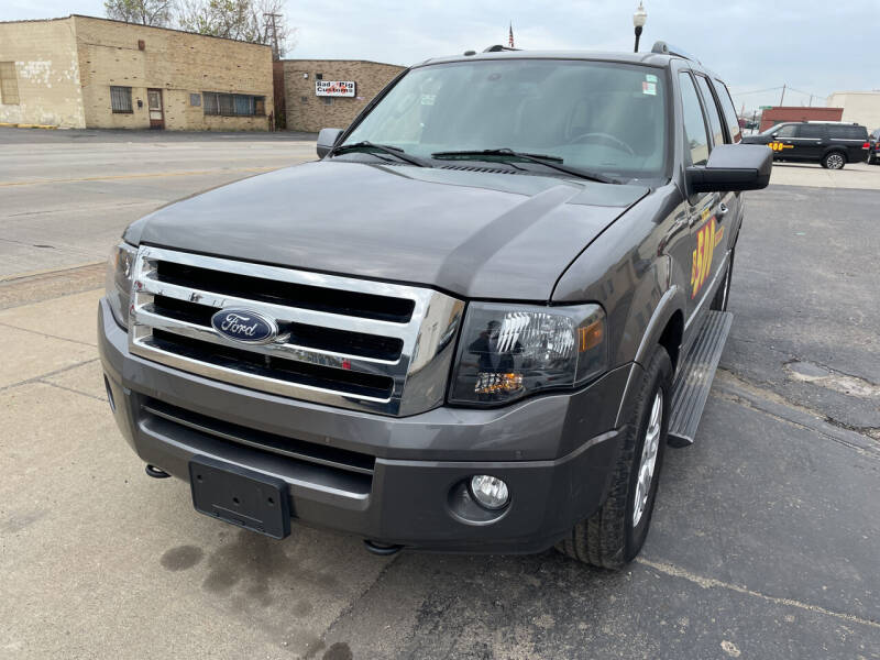 2014 Ford Expedition for sale at National Auto Sales Inc. - Hazel Park Lot in Hazel Park MI