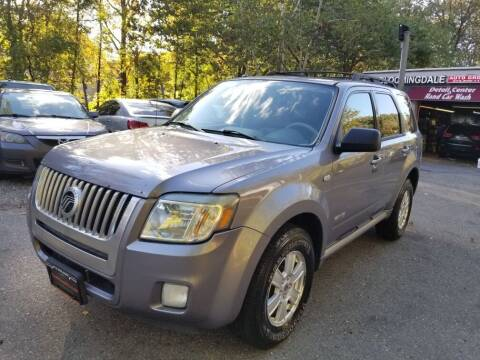 2008 Mercury Mariner for sale at The Car House in Butler NJ