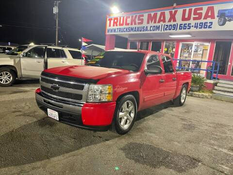 2011 Chevrolet Silverado 1500 for sale at Trucks Max USA in Manteca CA