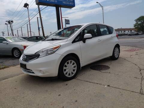 2014 Nissan Versa Note for sale at Nationwide Auto Group in Melrose Park IL
