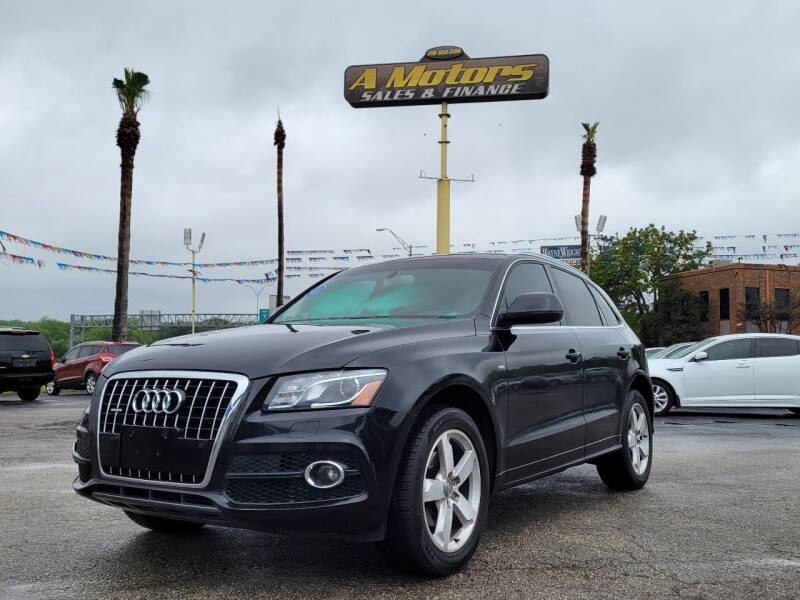 2012 Audi Q5 for sale at A MOTORS SALES AND FINANCE in San Antonio TX