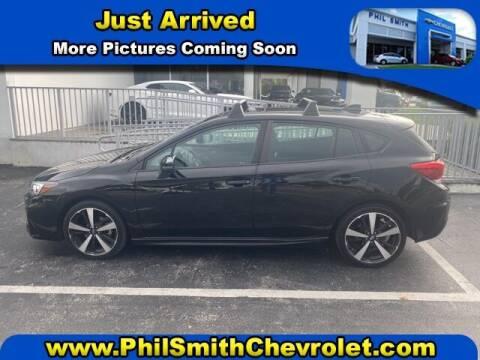 2019 Subaru Impreza for sale at PHIL SMITH AUTOMOTIVE GROUP - Phil Smith Chevrolet in Lauderhill FL