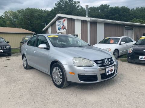 2008 Volkswagen Jetta for sale at Victor's Auto Sales Inc. in Indianola IA