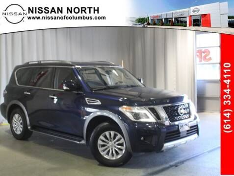 2018 Nissan Armada for sale at Auto Center of Columbus in Columbus OH